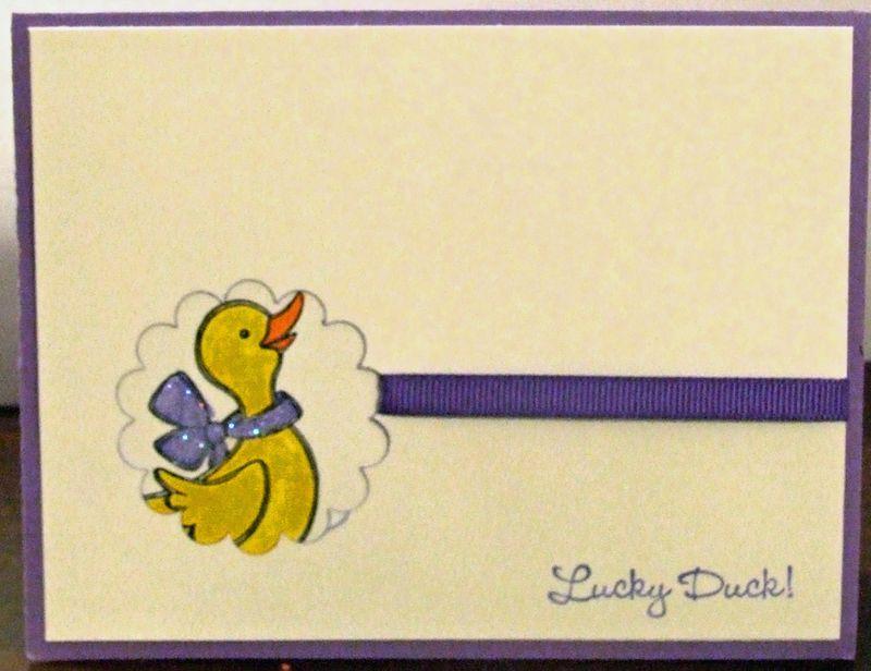 Lucky duck 1