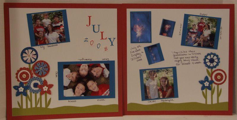 12 x 12 July 2008