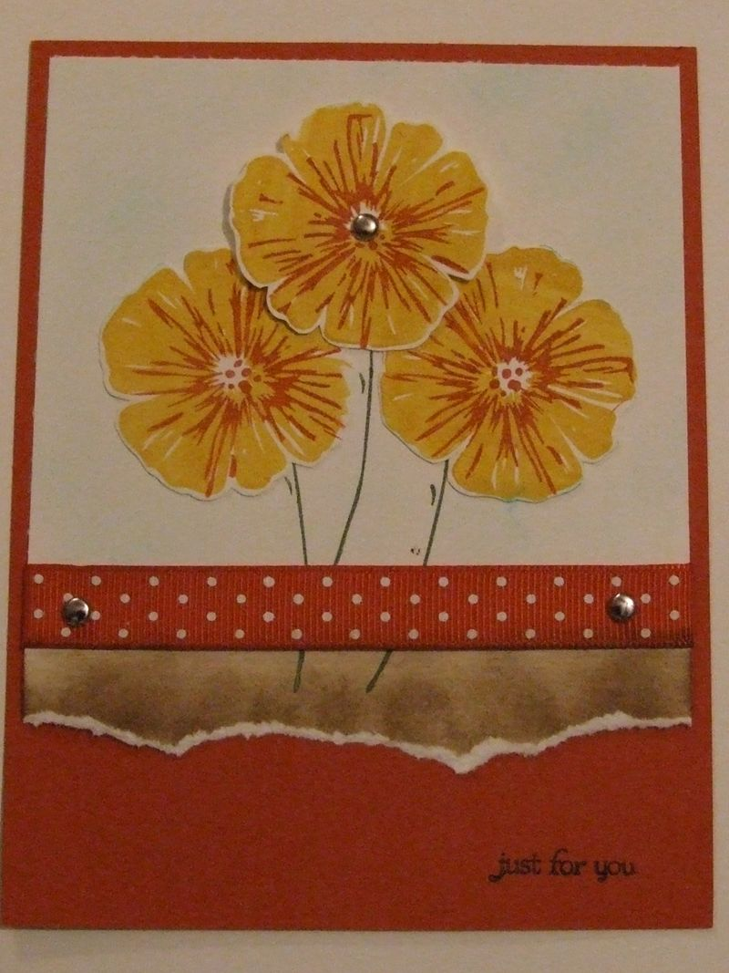 Card done by Linda