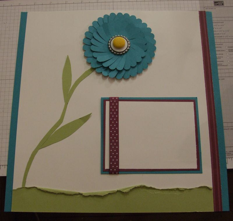 12x12 flower bottle cap