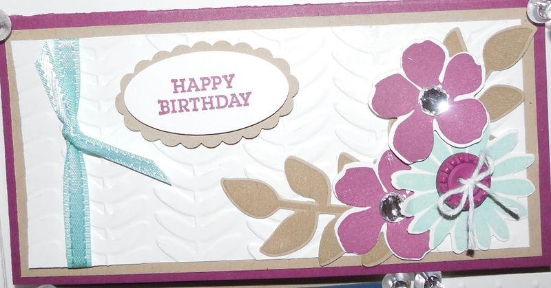 3x6 happy birthday card